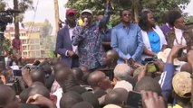 Kormánydöntésre hív az ellenzék Kenyában