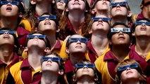 Trucos de la NASA para ver el eclipse solar de agosto 2017