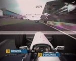 F1 Brazilian Grand Prix Interlagos 2001 Juan Pablo Montoya Onboard & Crash