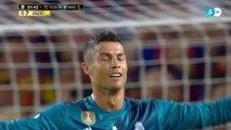 Cristiano Ronaldo RED CARD HD - Barcelona1-2Real Madrid 13.08.2017