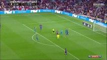 Cristiano Ronaldo RED CARD vs. Barcelona