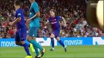 Barcelona-Real Madrid 1-3 - All Goals & Highlights - 13/08/2017 HD