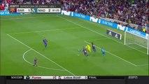 Cristiano Ronaldo RED CARD - Barcelona vs Real Madrid 1-2 – 13 August 2017