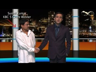 Why KBC 5 Crore Winner Sushil is Very Very Sad