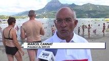 Les pompiers mobilisés sur les plages des Hautes-Alpes durant l'été