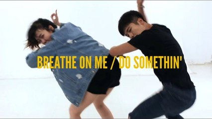 [BRITNEY SPEARS SPECIAL] CHRIS KOO X CHERYL SON - Breathe On Me + Do Somethin'