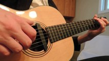 Devin Doucet Parlez Moi DAmour Fingerstyle From Sweet and Lowdown