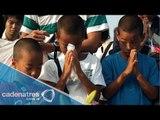Hiroshima conmemora 70 años de la caída de la bomba atómica