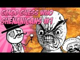 Garry's Mod Guess Who Funny Moments: Gmod Guess Who Shenanigans #1