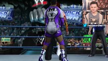 WWE SmackDown vs Raw 2008 GM MODE WINNER GETS UNDERTAKER!! (Ep 2)
