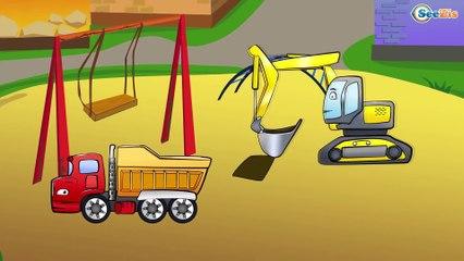 ✔ Camión para niños. Caricaturas de carros | Dibujos Animados | Tiki Taki Carros ✔