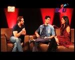 Inko Baar Baar Suno aur Dekho Full Interview with Katrina Kaif and Sidharth Malhotra