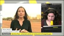Burkina Faso / Ouagadougou : nos informations sur place avec notre correspondante Fanny Noaro