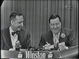 Ive Got A Secret! Jackie Gleason 3/2/1955