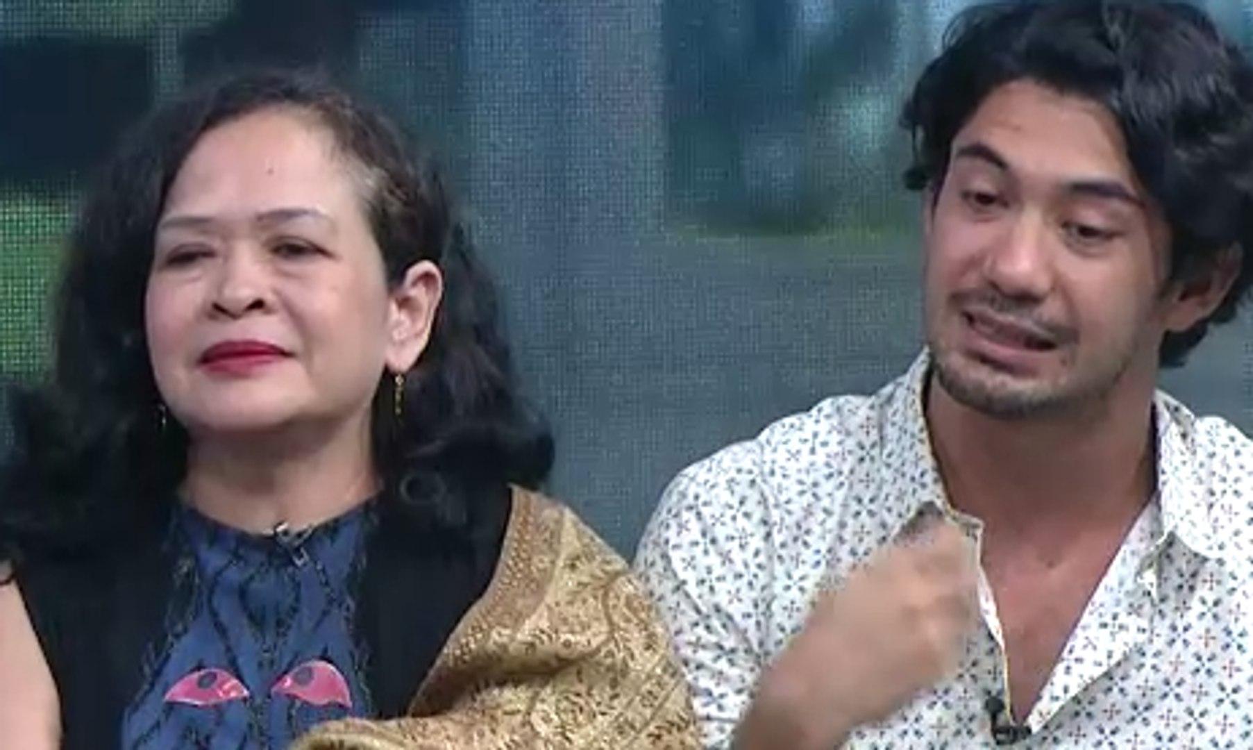 Dukungan Mama & Keluarga jadi Motivasi Karir Reza Rahadian