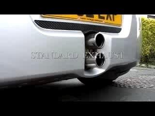 Speedster 2.2 echappement stock & Larini