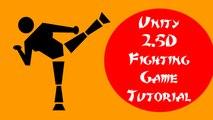 Unity3D Fighting Game Tutorial #17 Main Menu