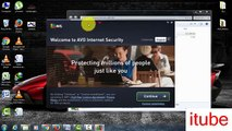 How To Get AVG Internet Security 2017   2018 With Serial Key 100%