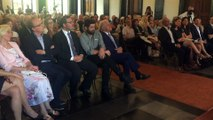Citoyens d'honneur de la ville de Liège 2017