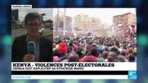 Les Kenyans reviennent au travail après une semaine de violences post-électorales