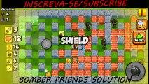 Bomber Friends Level 24  Nível 24  Fase 24 #BFS Solução