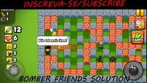 Bomber Friends Level 26  Nível 26  Fase 26 #BFS Solução HD