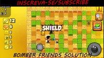 Bomber Friends Level 44  Nível 44  Fase 44 #BFS Solução