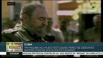 Fidel Castro legó a Cuba la educación; su propia historia lo marcó