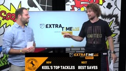 Keel's top 3 tackles of Week 23 | ExtraTime Live driven by Continental
