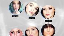 Mira los Increibles cambios de Kylie Jenner a través de los años!