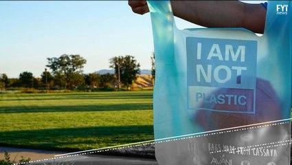 Chega de sacolas de plástico: conheça uma alternativa revolucionária