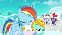 "MLP: FiM – Rainbows Parents Drive Her To Succeed ""Parental Glideance"" [HD]"