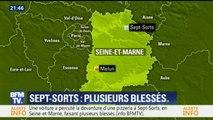 Une voiture fonce délibérément dans une pizzeria et fait plusieurs blessés à Sept-Sorts, en Seine-et-Marne