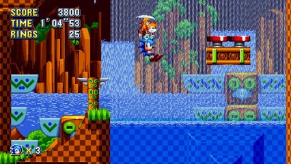 Launch Trailer de Sonic Mania