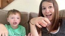 Boy Bonds With Aunt Over Children's Song