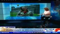 """""""No nos quedaremos de brazos cruzados mientras Venezuela se desmorona en una dictadura"""": Mike Pence, vicepresidente de E"""