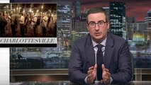 John Oliver on Trump: 'It Doesn't Get Easier Than Disavowing Nazis' | THR News