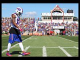 Bills Percy Harvin is a plug and play fantasy football wide receiver in week 9