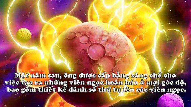 Zalama _ Người Tạo Ra Rồng Thần Và Ngọc Rồng Siêu Cấp Trong Dragon Ball Super