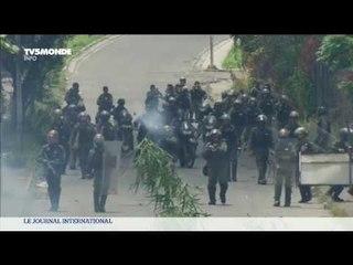 Nouveau cycle de violences au Venezuela.