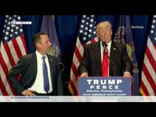 Le directeur de la communication de Trump forcé de démissionner