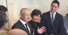 Canadian Pastor Released From North Korea Makes First Public Appearance