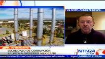 México se está quedando atrás en las investigaciones por sobornos de Odebrecht: senador Francisco Búrquez