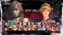 Dead or Alive 5 Last Round Lightning FFXİ vs Aya Brea Parasite Eve MODS