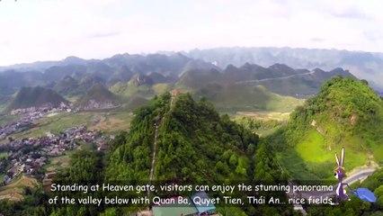 VIETNAM TRAVEL_CONG TROI QUANG BA_HA GIANG
