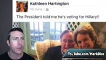 George H.W. Bush Says Hes Voting for Hillary Clinton