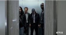 Marvel's The Defenders New Series | Netflix | Season 1 Episode 2 ((Jones v Murdock v Cage v Rand))
