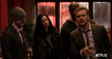 New Episode Marvel's The Defenders (S1E2) Full Series HD - Jones v Murdock v Cage v Rand