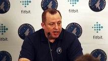 Tom Thibodeau on Acquiring Jimmy Butler & More Post Timberwolves Draft | 2017 NBA Draft