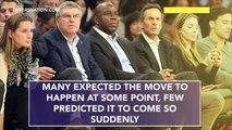 Lakers Hire Magic Johnson, Fire Mitch Kupchak & Jim Buss